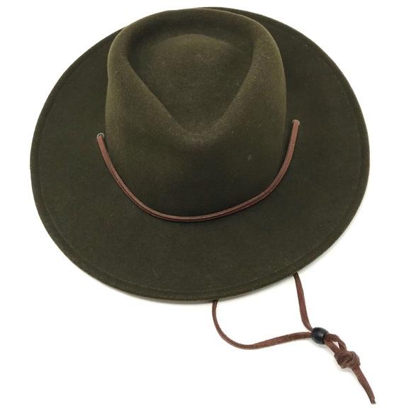 3ad4811e3c8 Lancaster Other - Lancaster Western Cowboy Hat Brown Size Large